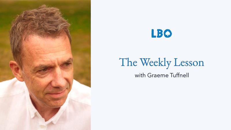 Learn Bridge Online with Graeme Tuffnell