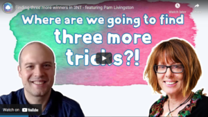Finding three more winners in 3NT – featuring Pam Livingston