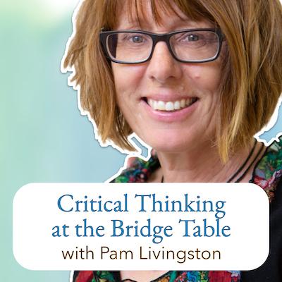 Online bridge lessons with Pam Livingston