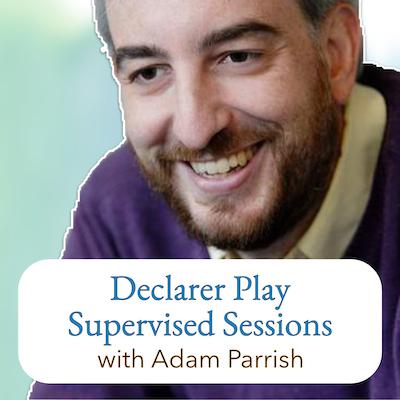 Online bridge lessons with Adam Parrish