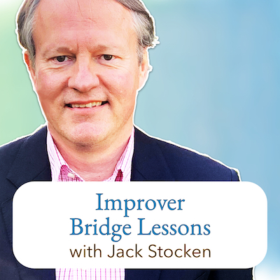 Beginner / Improver Lessons (Acol) with Jack Stocken