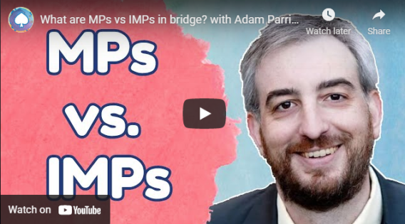 What are MPs vs IMPs in bridge?