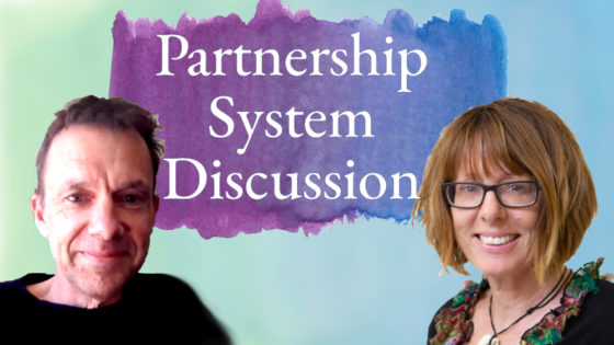 Partnership System Discussion with Pam and Graeme